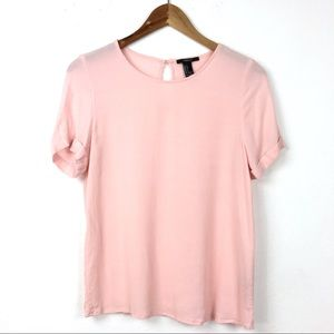 Forever 21 | Roll Sleeve Tee